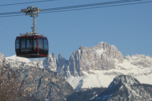 Cablecar Renon, easy travelling
