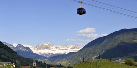 The Cable Car Renon