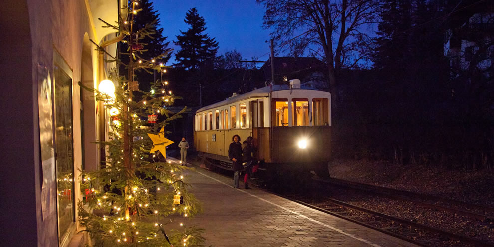 Essen Weihnachtsmarkt 2019.Christbahnl Weihnachtsmarkt In Südtirol Ritten Das Sonnenplateau