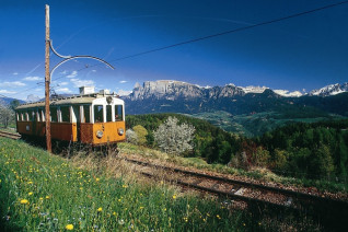 Train & Cable Car Renon