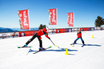 Children Ski school