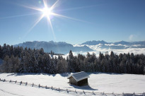 Rittner Horn Winter